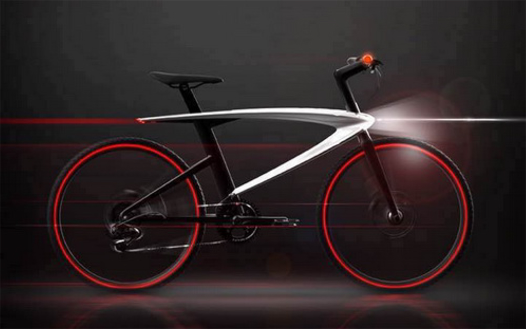 Sports and the internet of things in China… LeTV's first smart bikes launched in August
