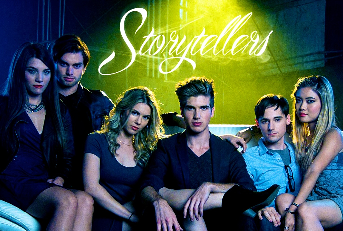 Web series Storytellers is back, co-produced by StyleHaul and Legendary Digital Media