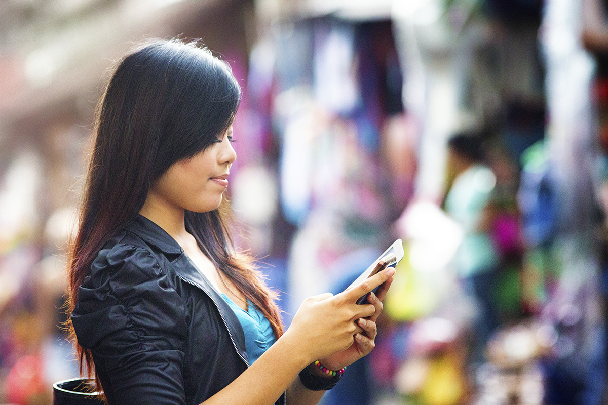 Mobile viewer... a tough market for subscription-based services in Indonesia