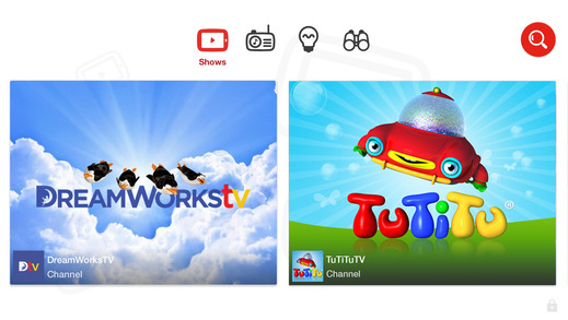 YouTube Kids... a safer environment where parents have more control